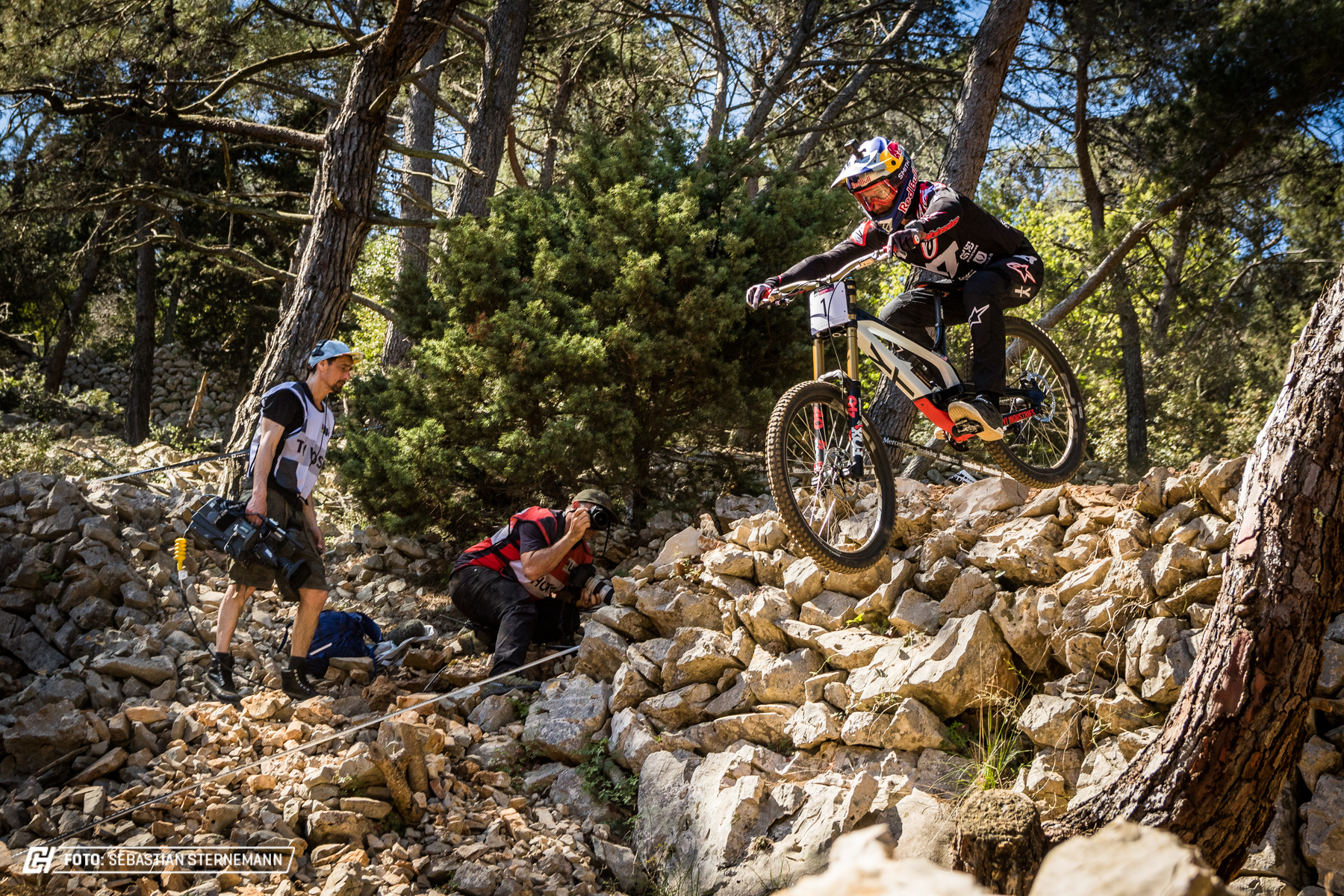 UCI Downhill Worldcup Losinj2018
