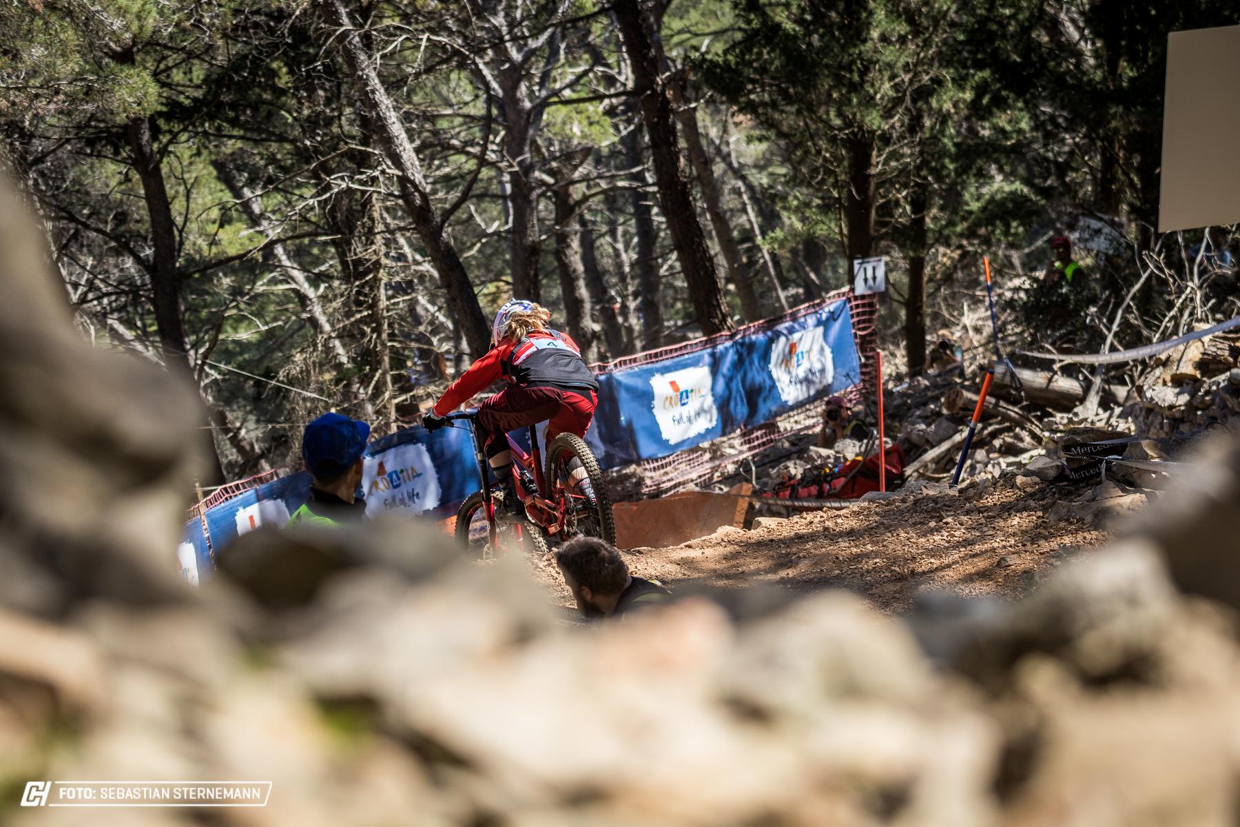 UCI Downhill Worldcup Losinj 2018