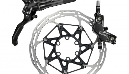 SRAM Guide Ultimate Black Ano