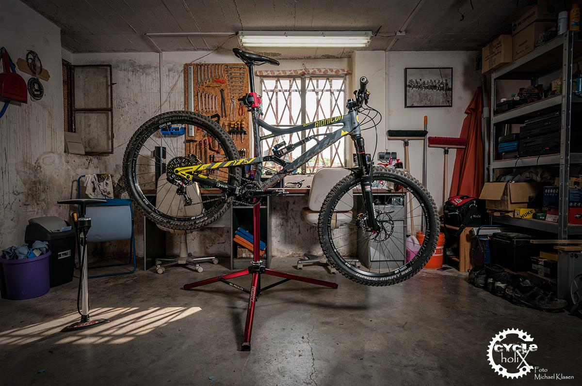 Feedback Sports Pro Elite Fahrrad Reparaturständer