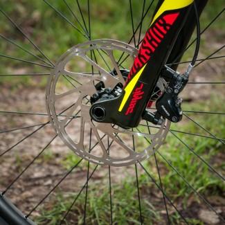 SRAM DB5 mit Centerline Rotoren