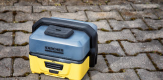 kärcher mobile outdoor cleaner oc3