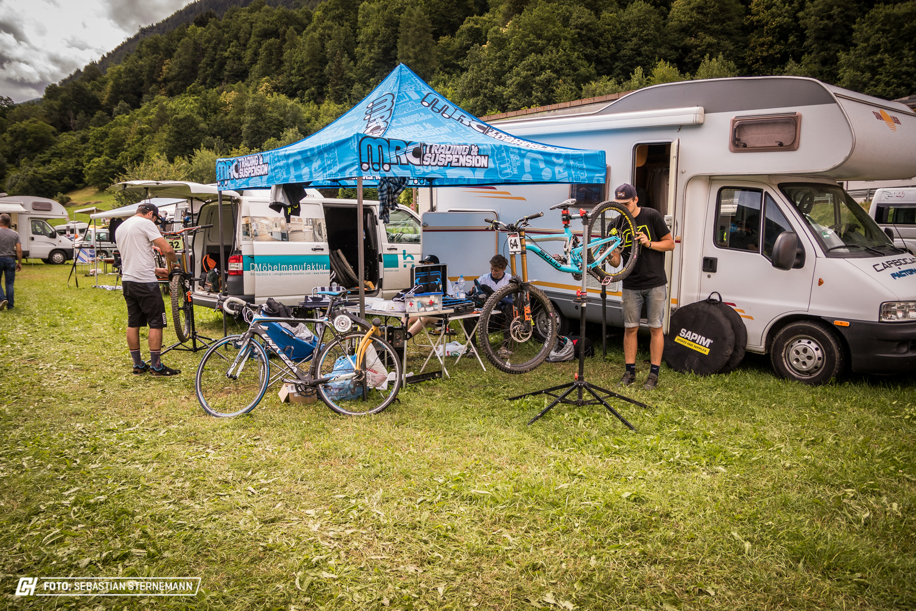 Val di Sole DH Friday1008 by Sternemann