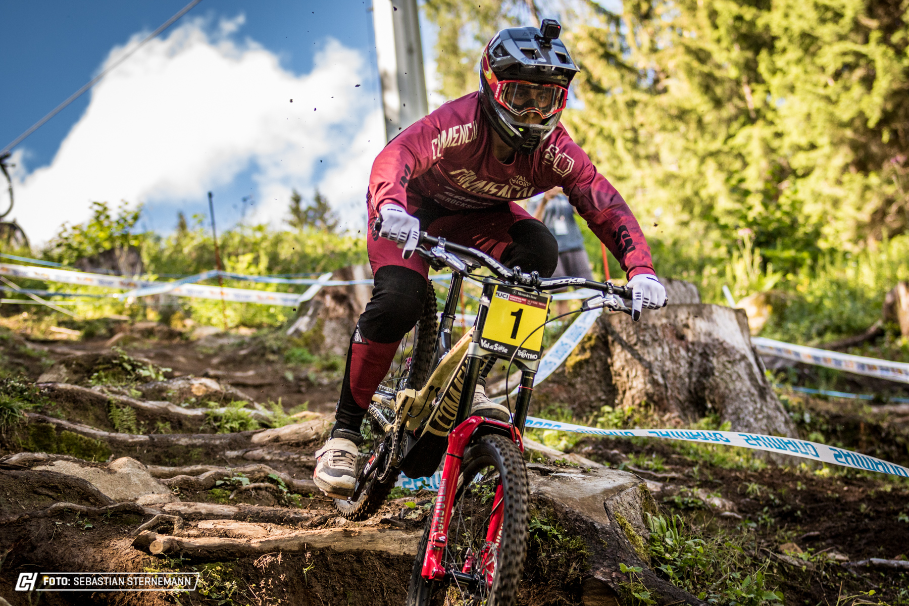 UCI Downhill World Cup 2018 Val di Sole