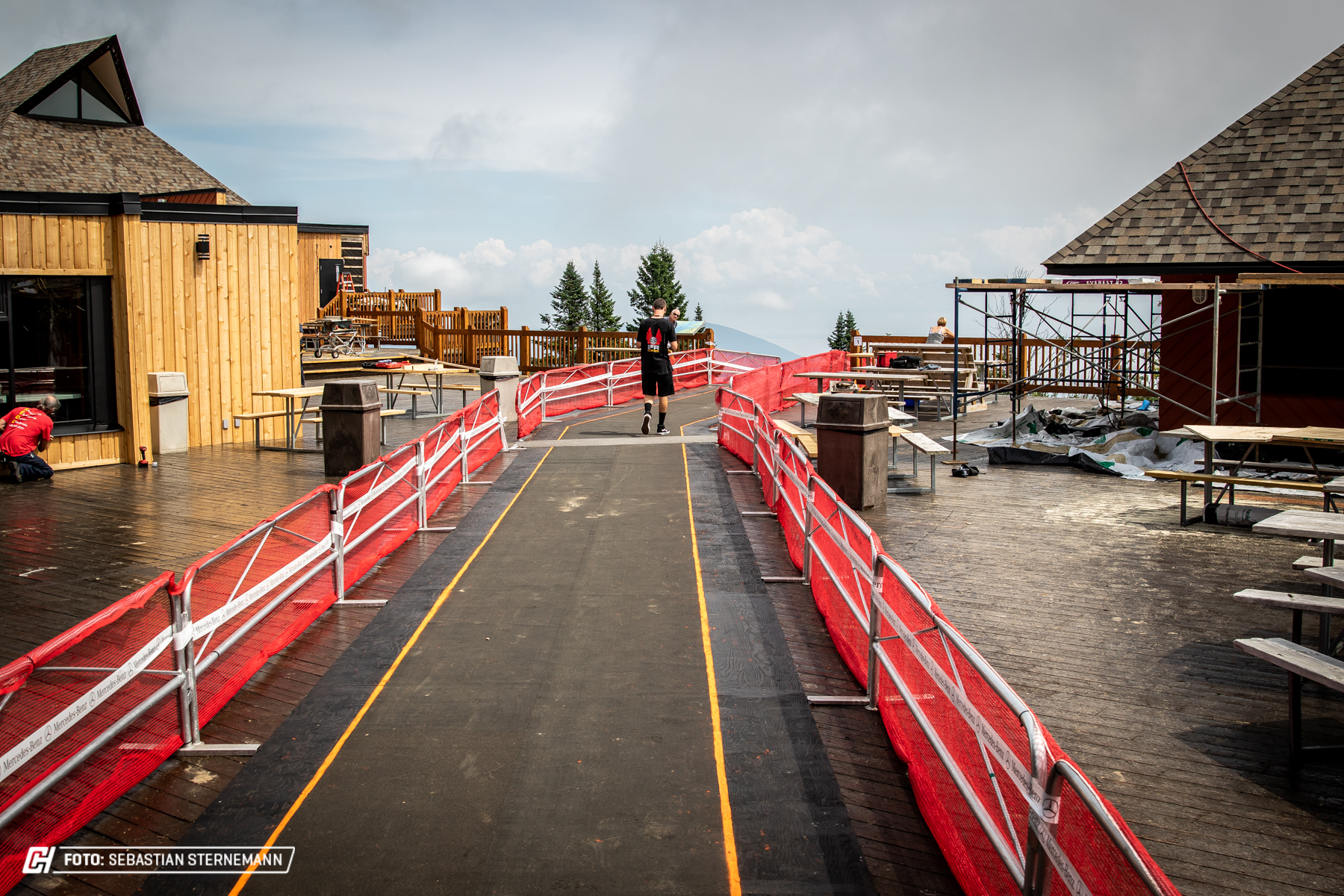 MSA Cycleholix Trackwalk 015 by Sternemann Cycleholix