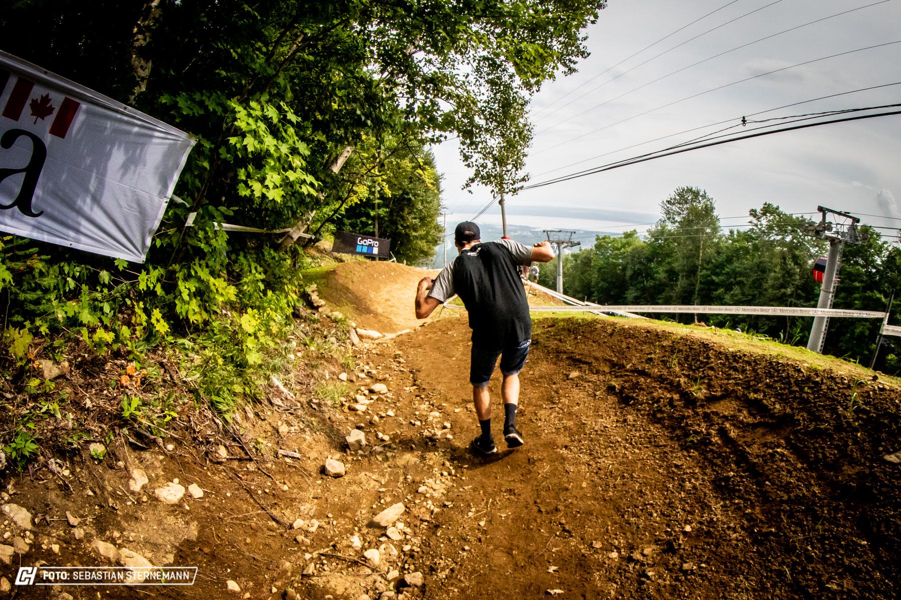 MSA Cycleholix Trackwalk 029 by Sternemann Cycleholix