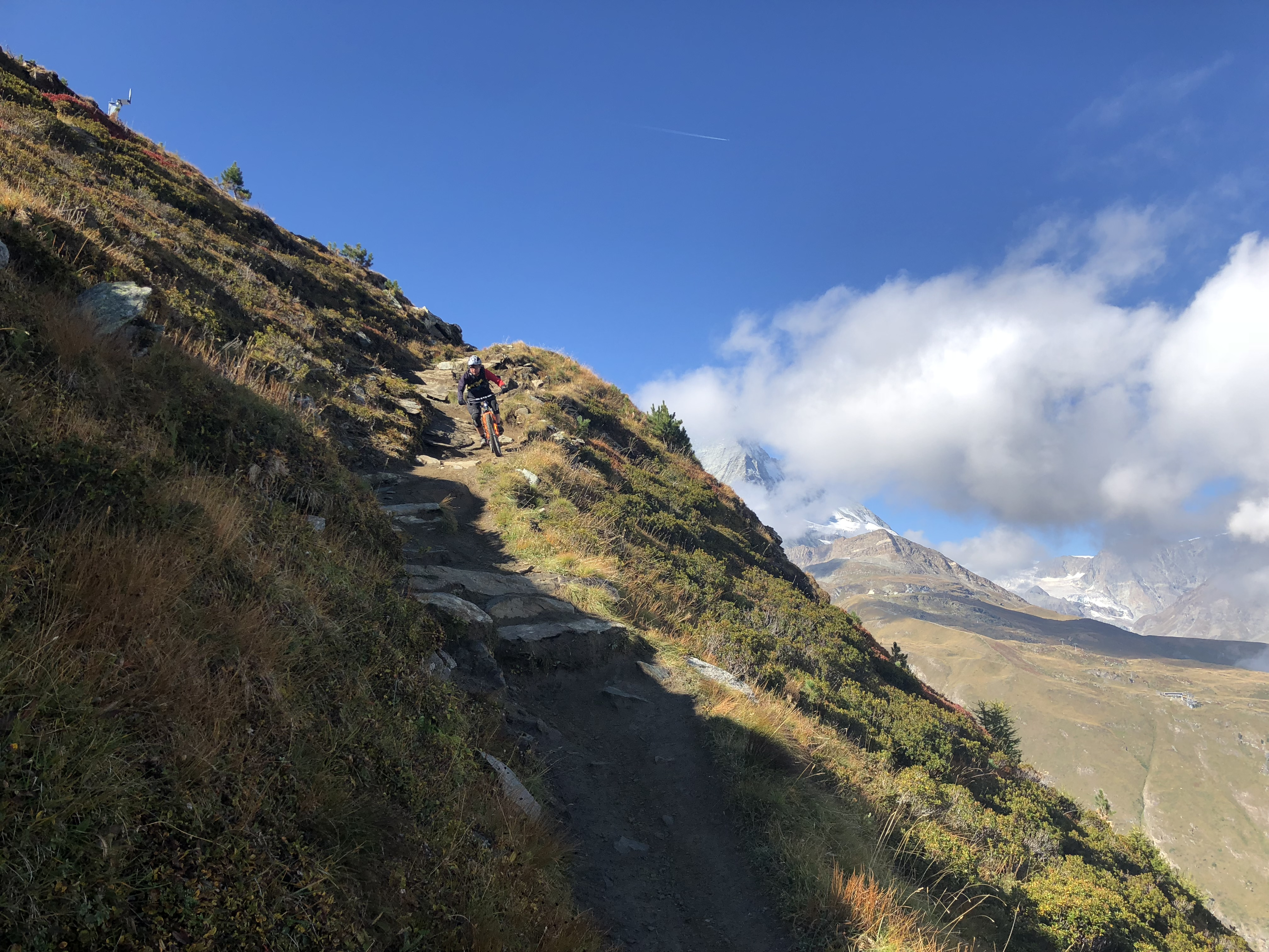 Trails Zermatt