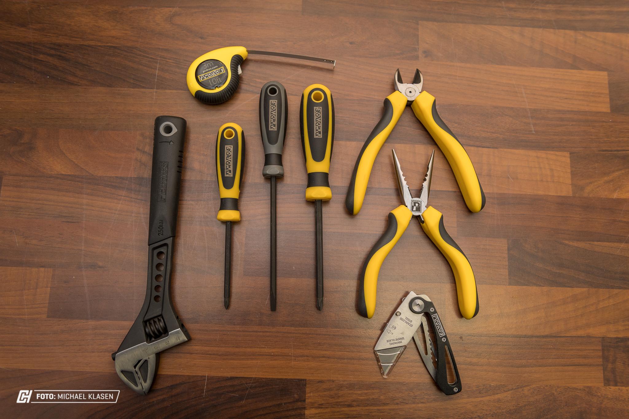 Pedros Master Tool Kit 3.1