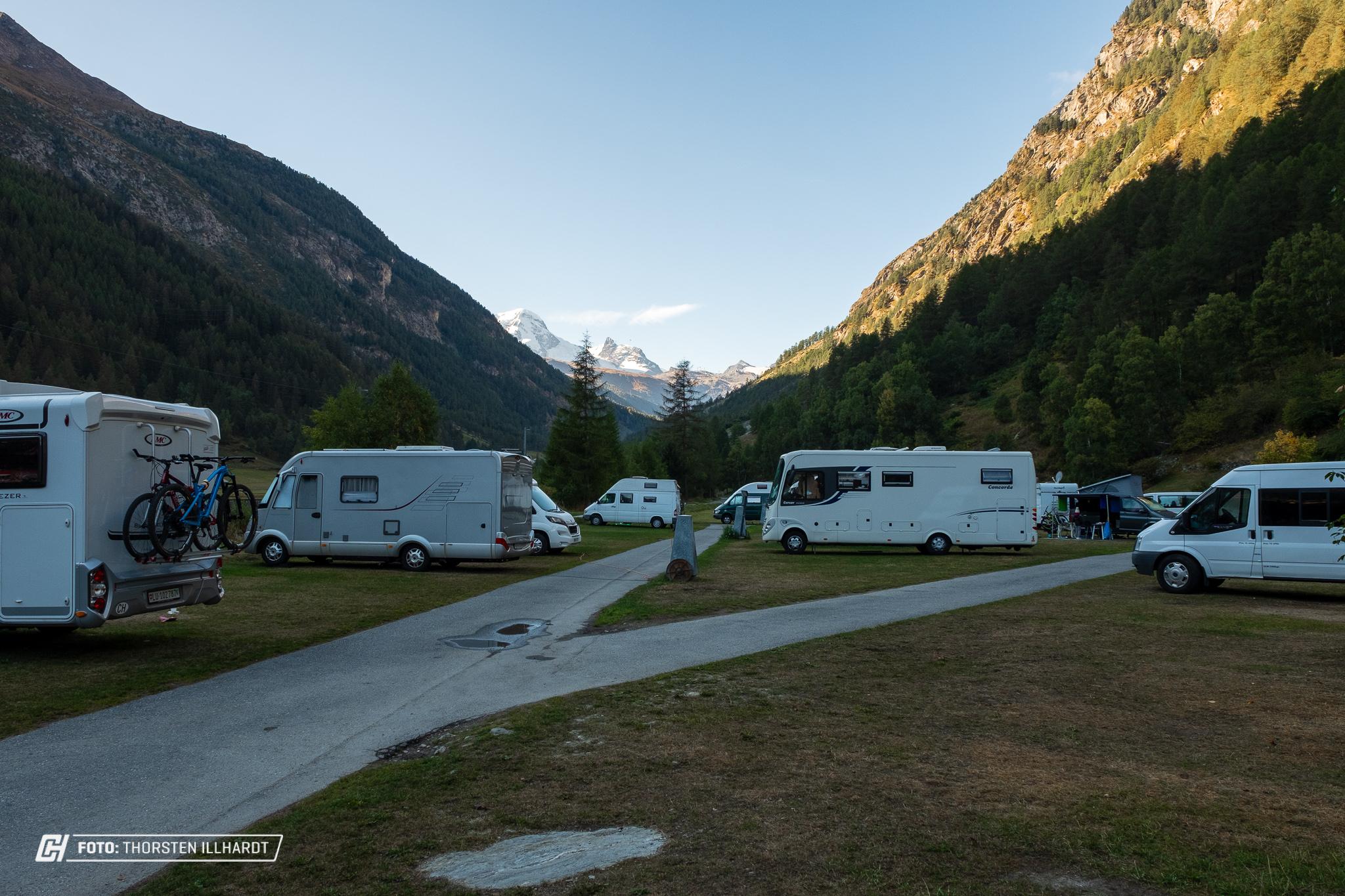 Täsch Camping 8001