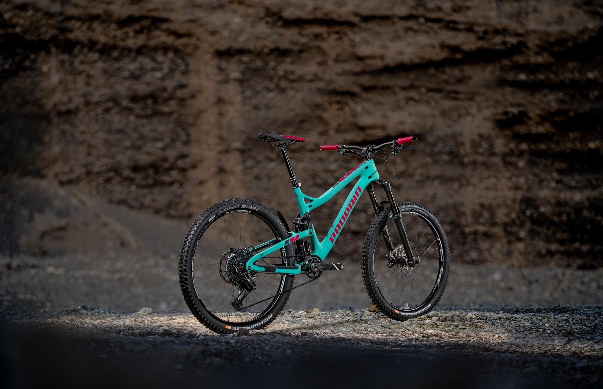 Tyee Carbon 2019 mint 9