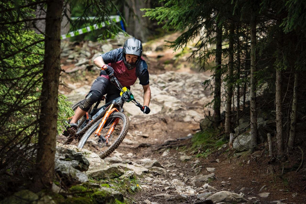 Bild 2 Alpine Enduro 3La nder Enduro