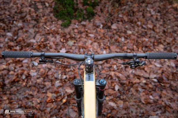 Santa Cruz Nomad Ein Bike für alles
