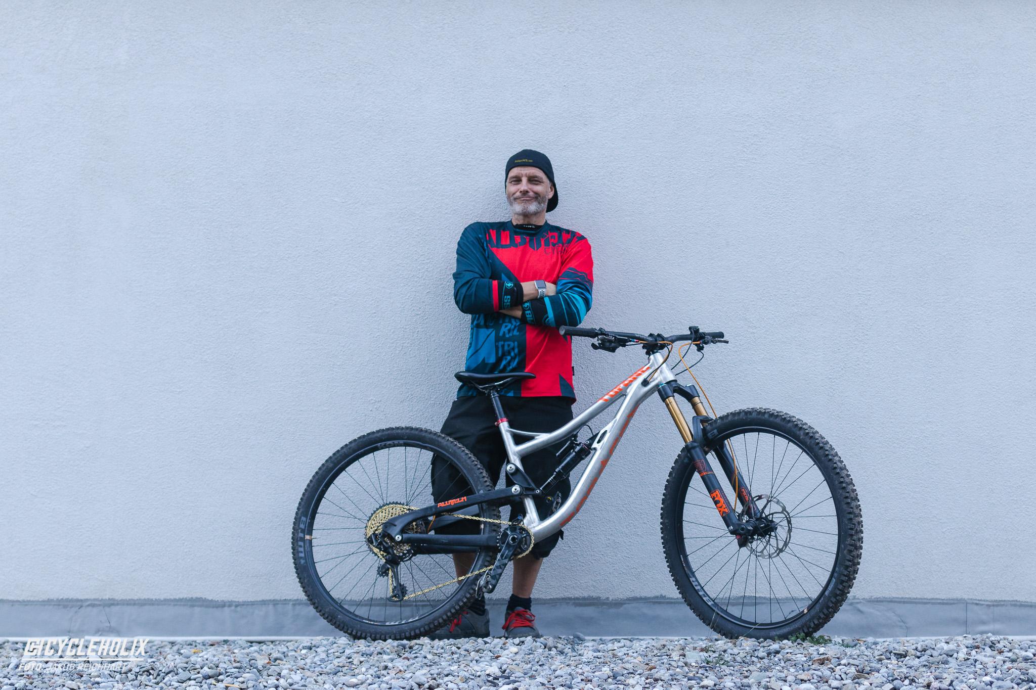 Alutech Tofane Bikecheck