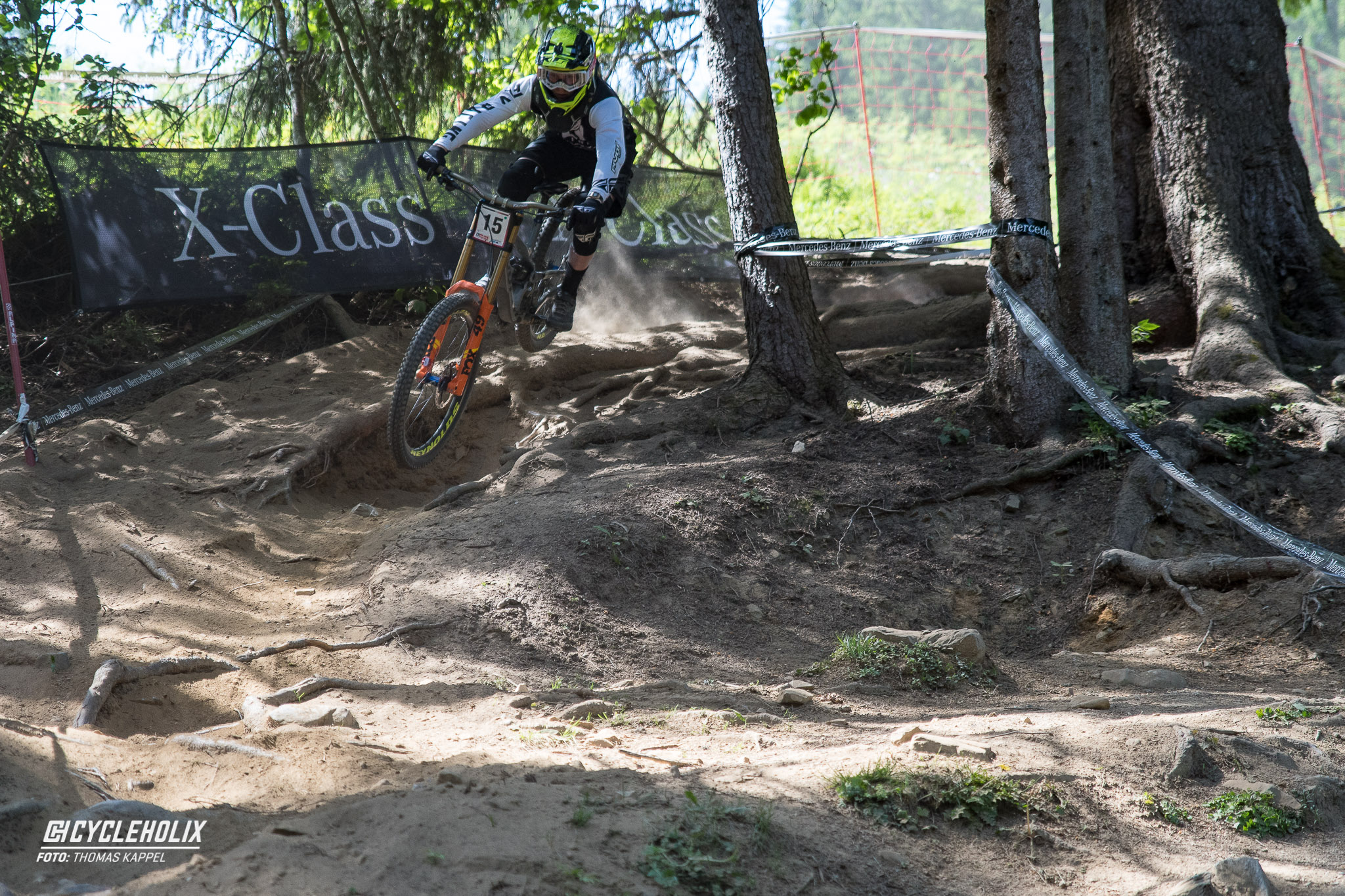 2019 Downhill Worldcup Leogang Finale Action 3 Cycleholix