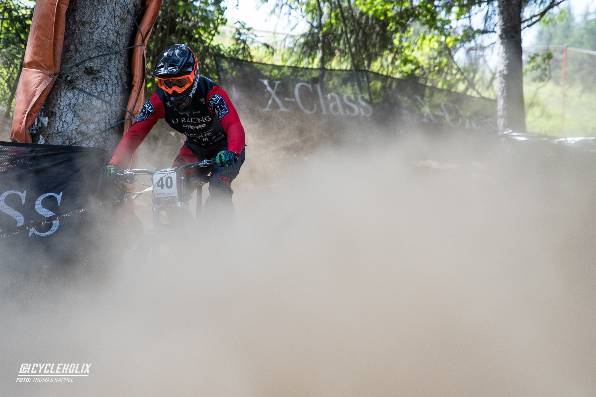 2019 Downhill Worldcup Leogang Finale Action 5 Cycleholix
