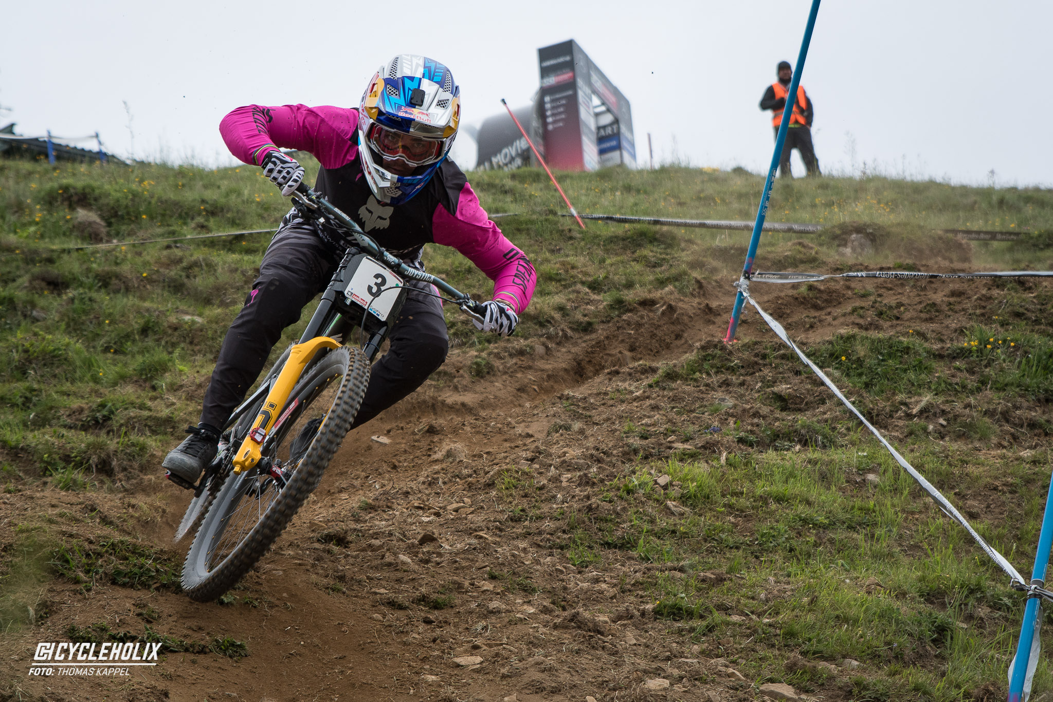 2019 Downhill Worldcup Leogang Finale Action QA 1 Cycleholix