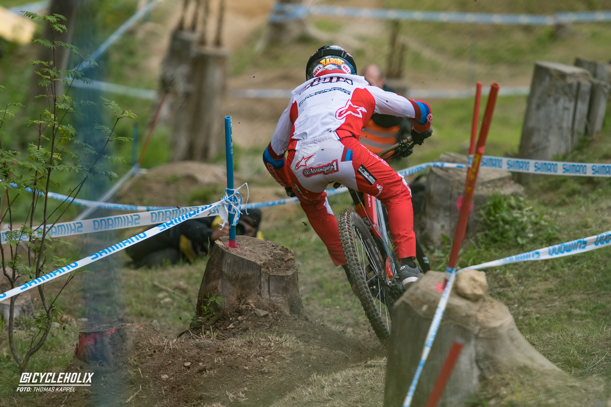 2019 Downhill Worldcup Leogang Finale Action QA 7 Cycleholix