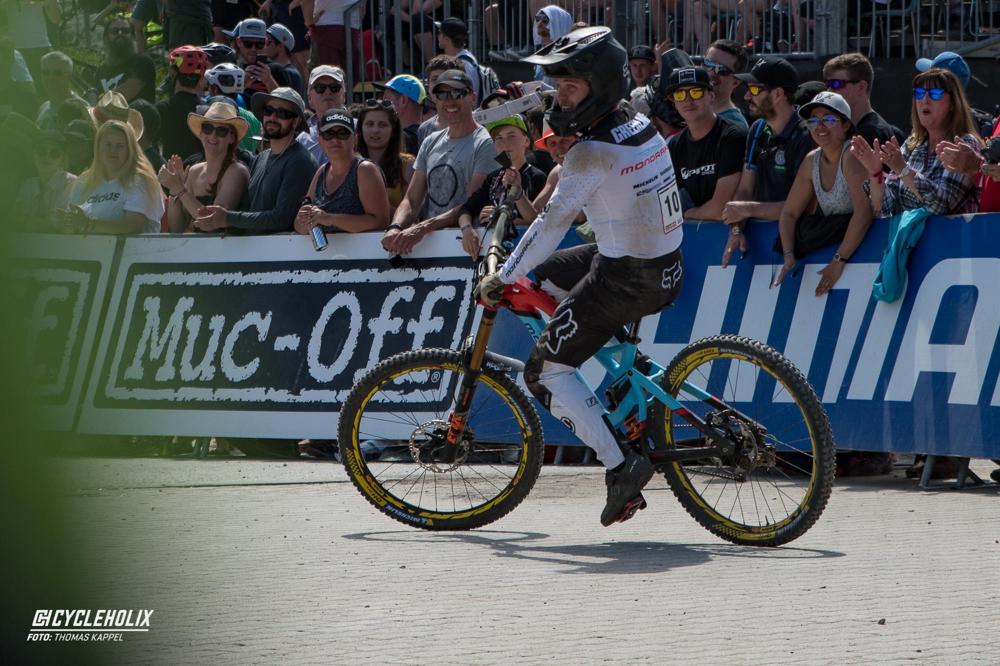 2019 Downhill Worldcup Leogang Ziel 11