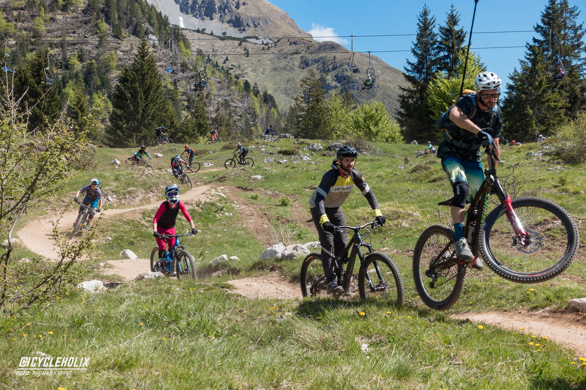 Trail Days 2019, Lreo Kast