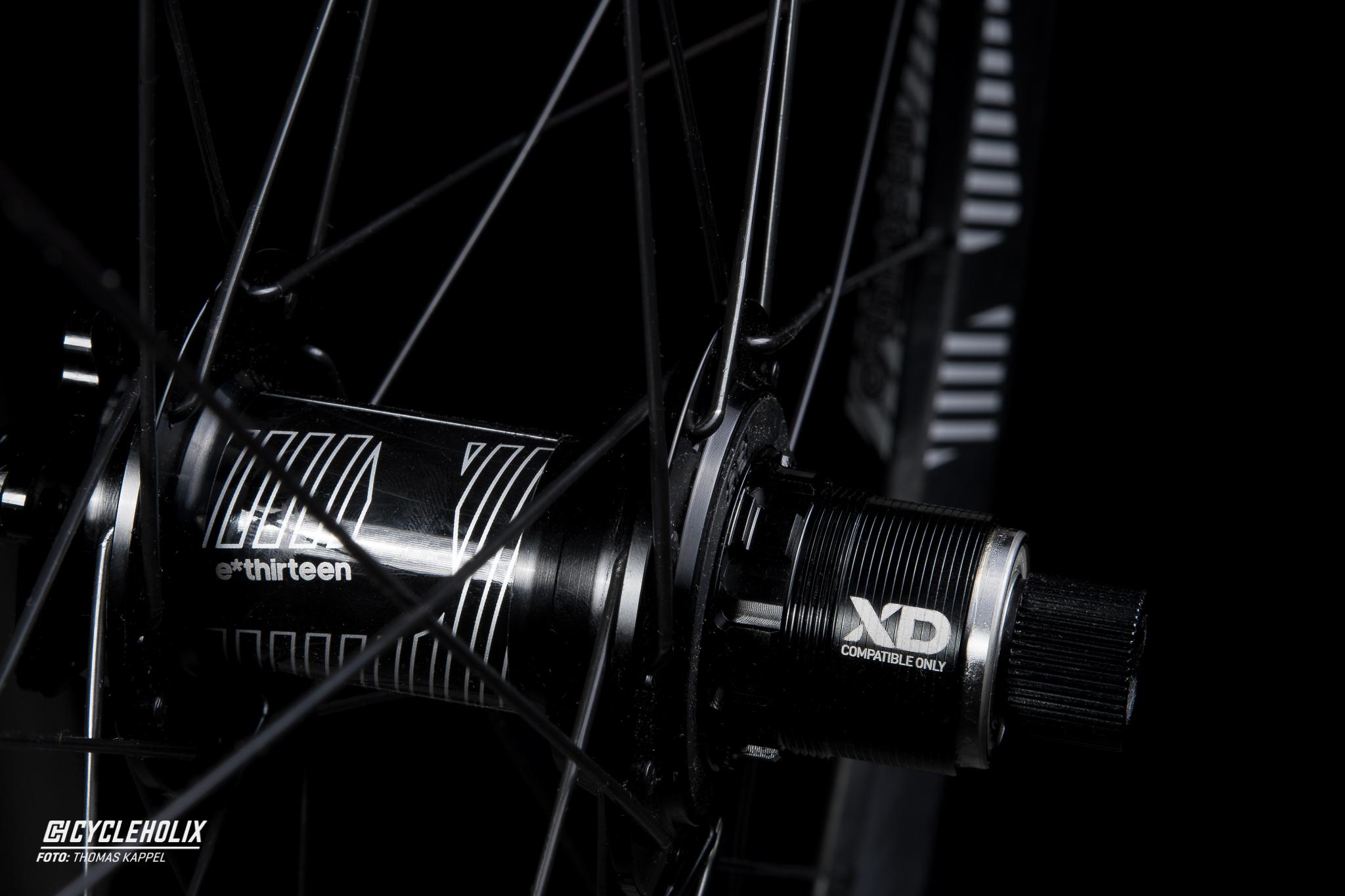 LG1+ Laufräder