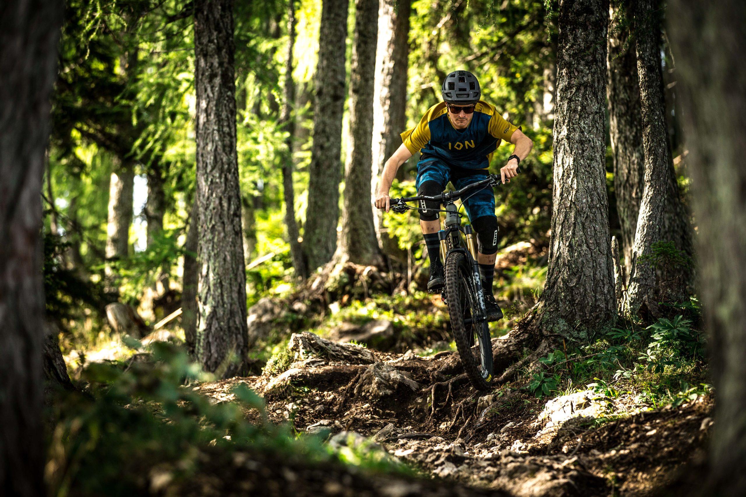 MTB ZONE Bikepark Petzen EWS Trail ©Leopold Hermann 1 scaled